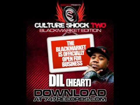 LOMATICC SUNNYBROWN BABA KAHN  DIL HEART Culture Shock 2 Black Market !!!BRAND NEW SINGLE!!!!