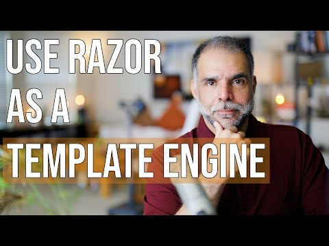 Use Razor As A Template Engine For Html Emails