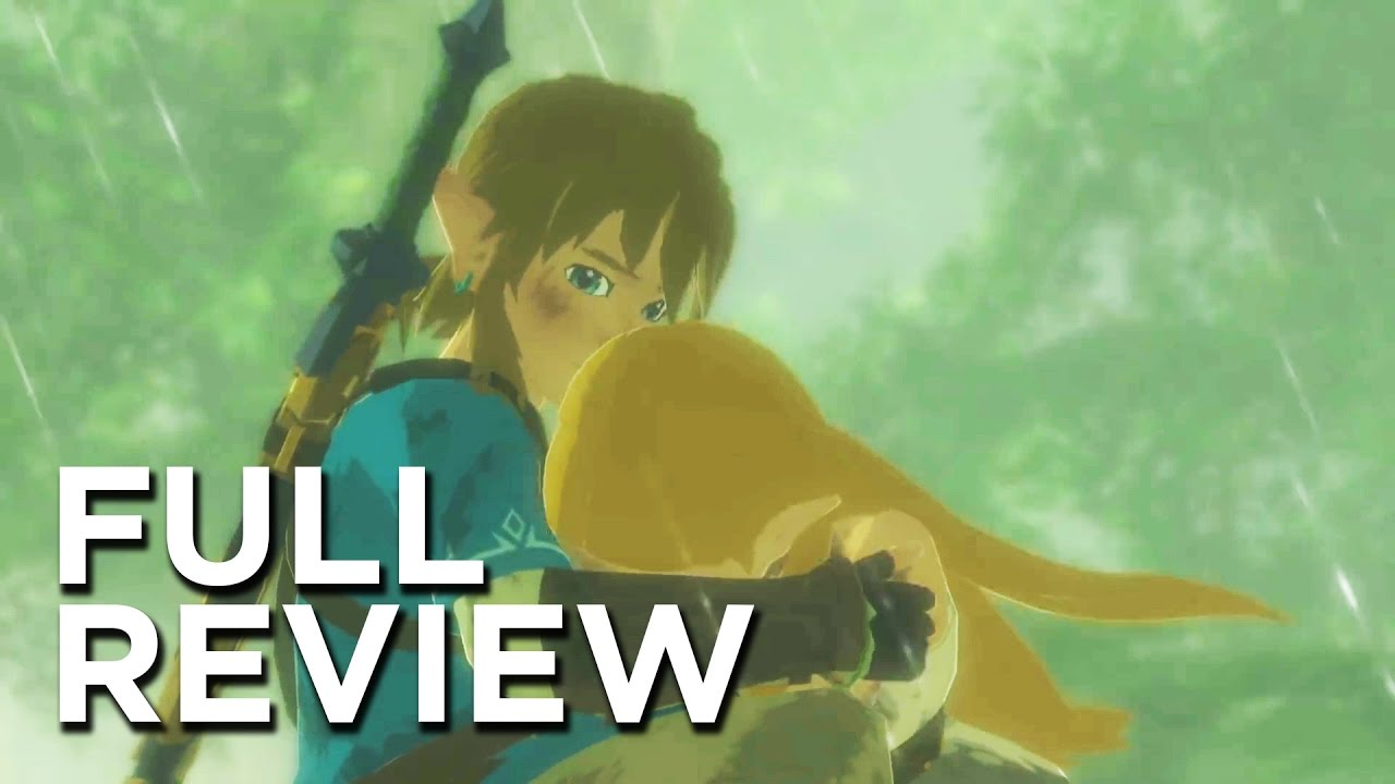 Surprenant Zelda Breath Of The Wild Ps4 the legend of zelda: breath of the wild full review - time for ps4