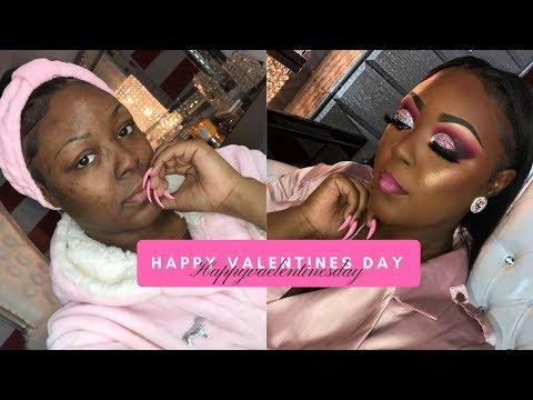 Valentines Day Makeup Transformation | Series1 ESP 7 | Briana Marie