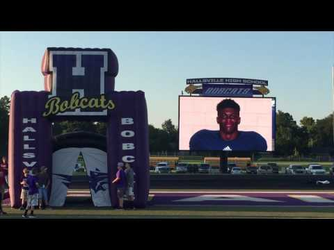 Hallsville High School Testimonial - Formetco Sports