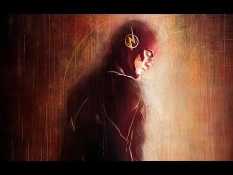 The Flash ⚡ Barry & Nora Back In TIme ⚡ Alan Walker - Darkside