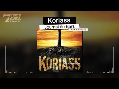 Koriass // Les racines dans le béton // Journal de Bars (audio)