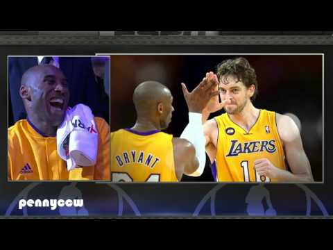 Kobe Bryant LAST NBA Game FULL coverage *60pts, Intro, Speech, Press con