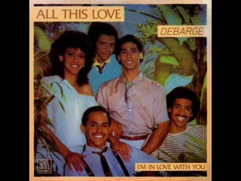 EL DEBARGE - ALL THIS LOVE