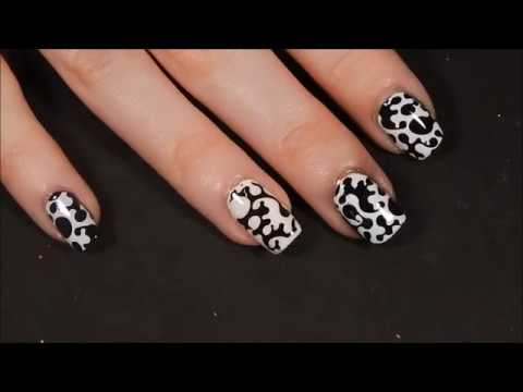 Pueen Nail Stamp Starter Kit Demo And Review Diy Nail Art Youtube