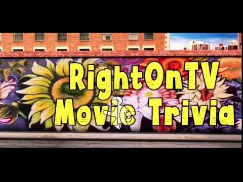 SE01/Ep5 RightOnTV LivE Urban Movie Trivia Show (Music Artists in film)
