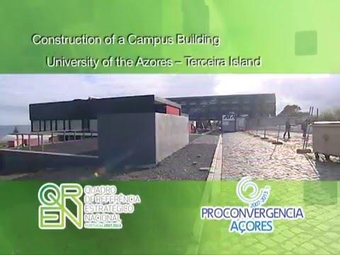 Azores University - Angra Heroismo (ENG)