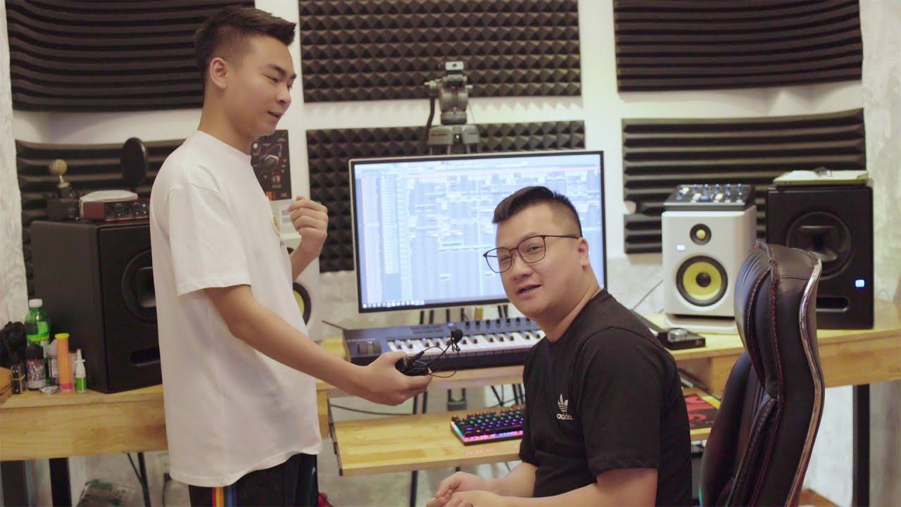 VLOG #1 | 1 NGÀY ĐI HỌC DJ VS DÀN DJ KHỦNG CỦA QUANG CUỐN