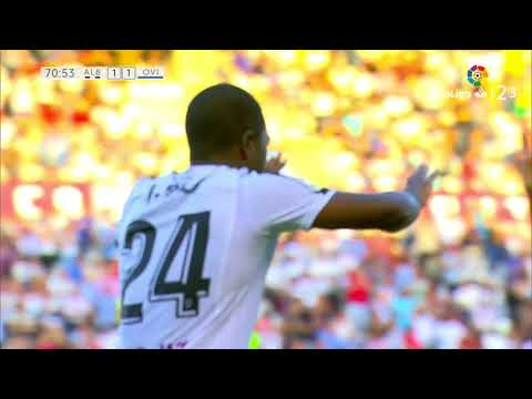 Golazo de Bela (1-1) Albacete Balompié vs Real Oviedo