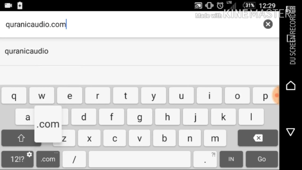 Inilah Cara Download Mp3 Al Quran Full 30 Juz Di Android Youtube
