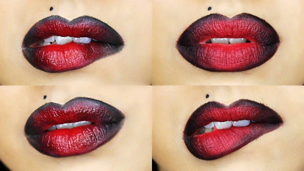 vampy ombre lip 2