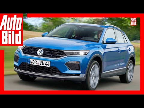 zukunftsaussicht vw t roc 2017 das golf suv youtube. Black Bedroom Furniture Sets. Home Design Ideas