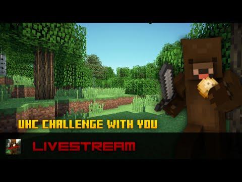 Minecraft Xbox One - UHC Challenge W/ YOU!