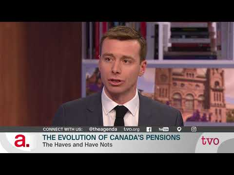 The Evolution Of Canada's Pensions