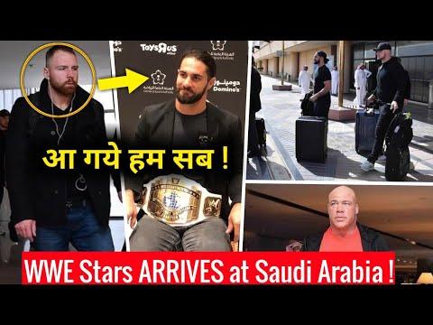 The Shield & More ARRIVES in SAUDI ARABIA ! WWE Crown Jewel 2018 Highlights ! WWE 2 November 2018 !