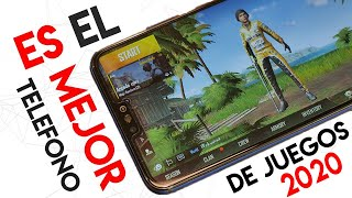 THE BEST PHONE TO PLAY GAMES (Fortnite, Free Fire, GTA) THE BEST CELULAR QUALITY-PRICE!
