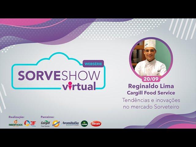 Web Série Sorveshow 2021: Ep 1 - Tendências e Inovações no Mercado Sorveteiro