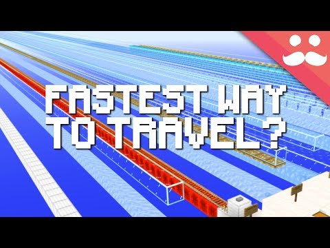 what's-the-fastest-way-to-travel-in-minecraft-1.14?