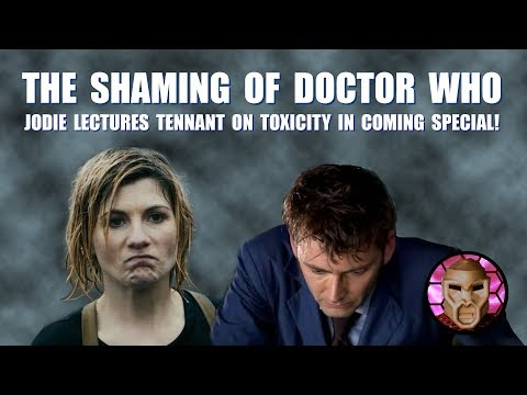Doctor Who Season 12 Rumor | The Shaming Of David Tennant