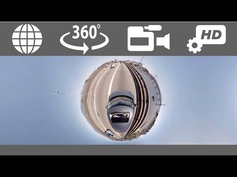 Little Planet / Vídeo 360º