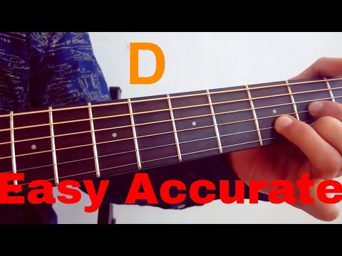 Lahore(Guru Randhawa) Guitar Chords Lesson Hindi(With + Without Capo)