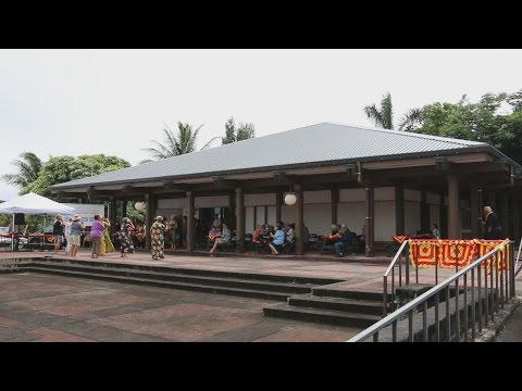 North Kohala Celebrates Renovated Courthouse
