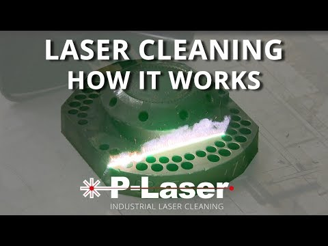 LASER CLEANING - How It Works