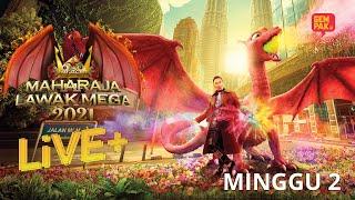 [LIVE] Maharaja Lawak Mega 2021 Live +   Minggu 2