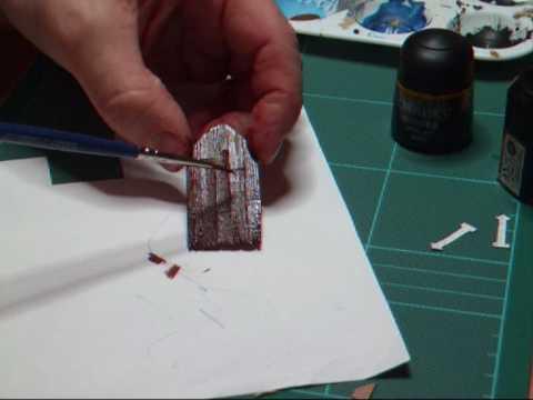 Making a Model Door - Part 1 - YouTube