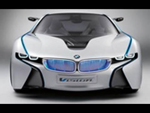 BMW Vision EfficientDynamics Concept | 2009 Frankfurt Auto Show ...