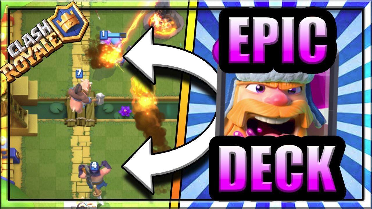 Elite Barbarian Lumberjack Electro Bo Deck Clash Royale You