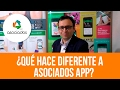 ¿Qué hace diferente a Asociados App?