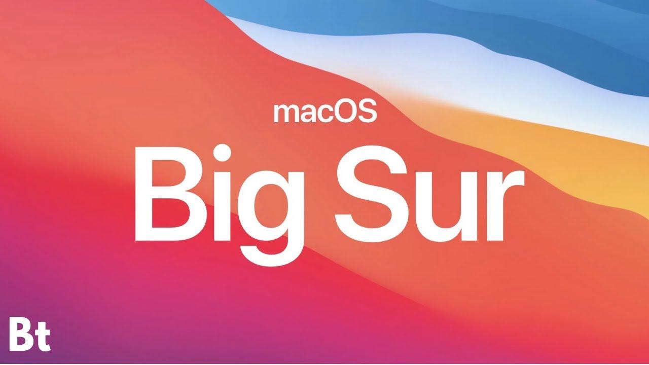 MacOS Big Sur: official trailer.
