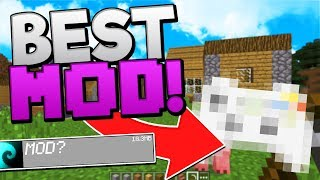 BEST MODS FOR MCPE! - Minecraft PE (Pocket Edition)