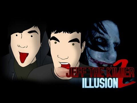 ESTRENO - Jeff The Killer illusion 2 con Bers Videos De Viajes