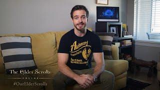 The Elder Scrolls Online: esto es #OurElderScrolls - Con Jake Stormoen