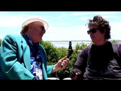 Producer Christine Vachon ~ Provincetown Film Festival '14 ~ Stephen Holt Show