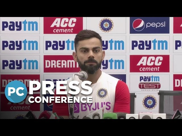 Kohli: Our fast bowlers get more hungry every time they step out