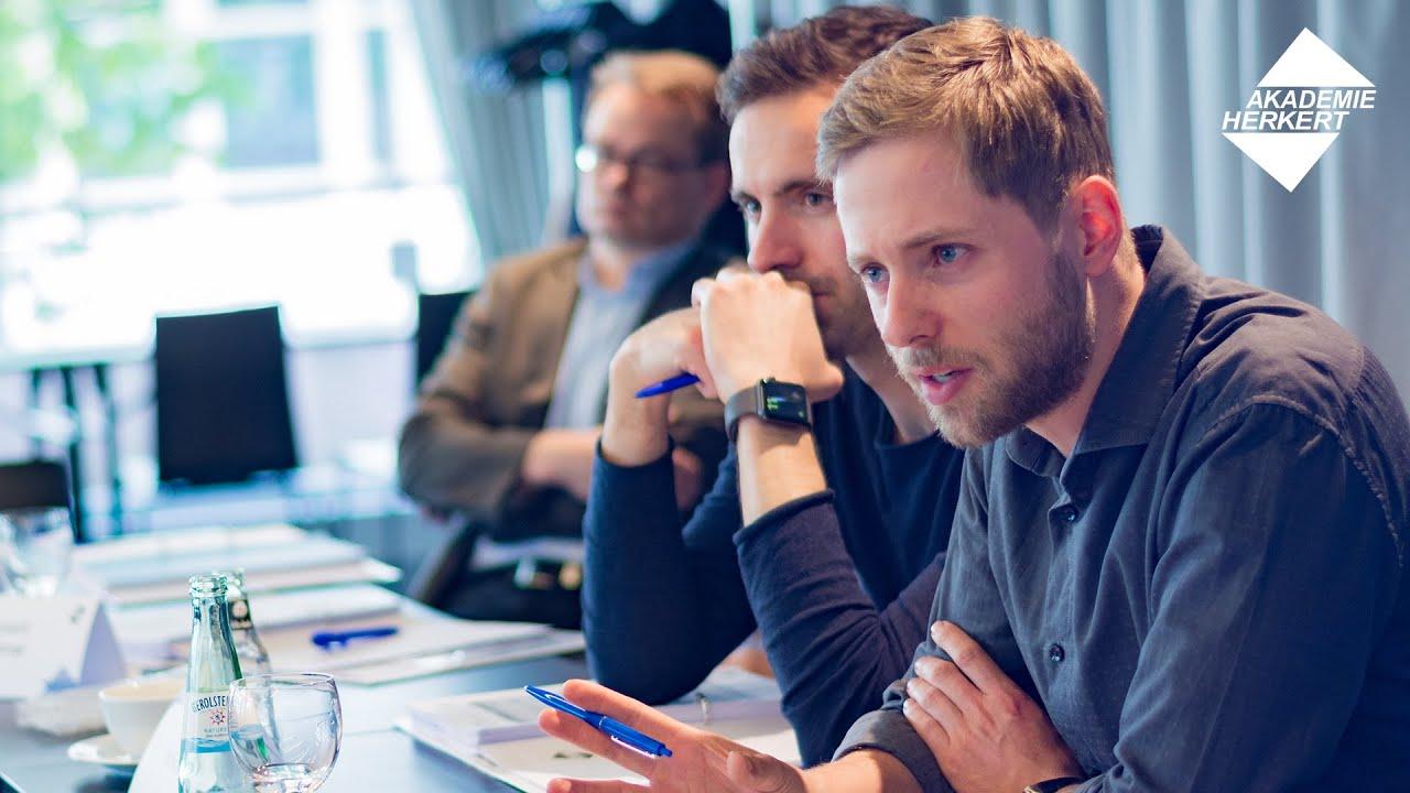 Update im Datenschutz - Seminar (Akademie Herkert)