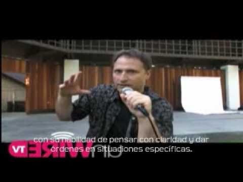unWired tv entrevista con Paul Mercier subtitulada español
