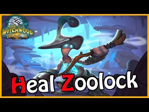 The Heal Zoolock ~ Insane Early Game Synergy