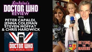 Lindalee at the Doctor Who World Tour in NYC (Pt.1)