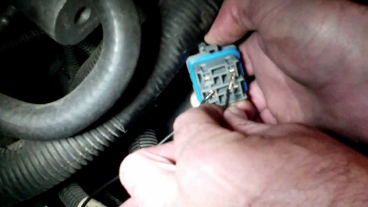 hight resolution of testing air ride compressor on my gmc denali