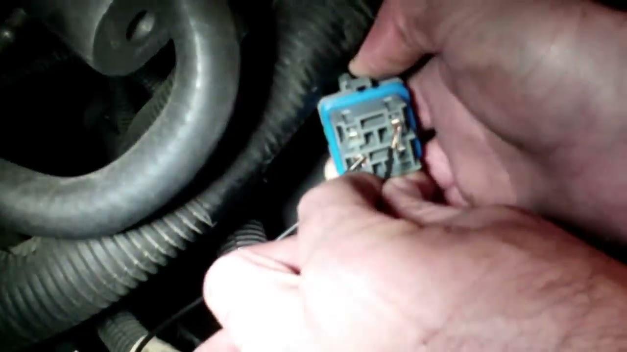 2006 Gmc Sierra Fuse Box Diagram Testing Air Ride Compressor On My Gmc Denali Youtube