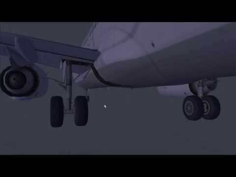 AFYON-ANTALYA BOEING 737 MOUNTAIN CRASH FOGGY WEATHER AND LANDING!!!!