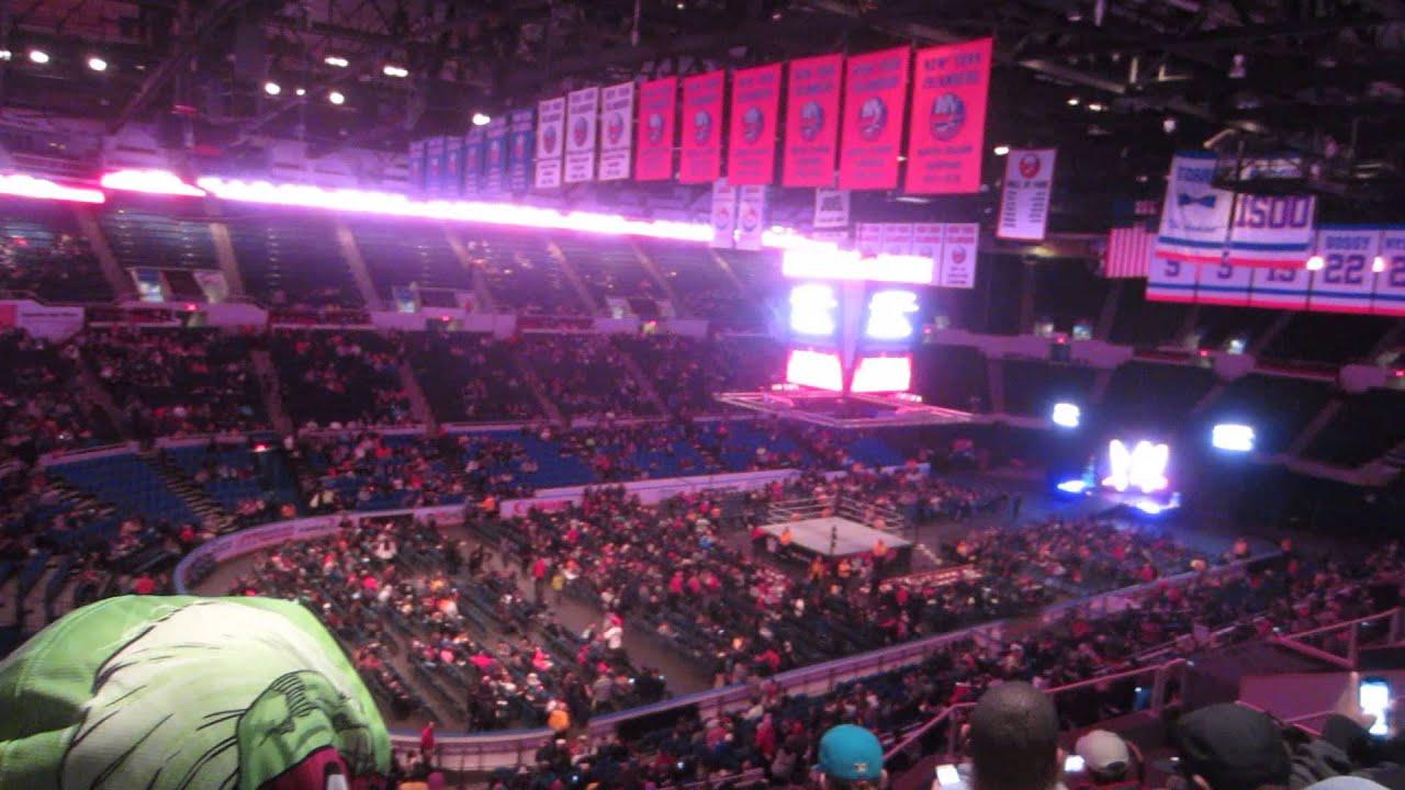 Holiday Tour  Nassau Coliseum