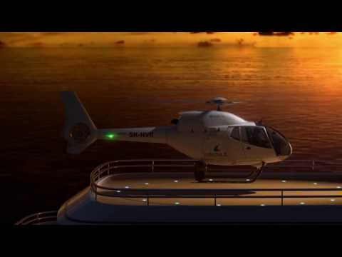 Helicopter Guidance Software | Wärtsilä