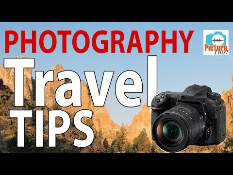 Travel Tips for Photographers: Gear, Trip Planning, Packing Tips, & More! on Picture This! ep. 32