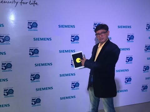 Interactive session with Siemens Family